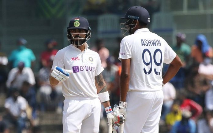 India vs England 2nd Test, Day 3: Kohli, Ashwin lead India to 481 runs, Hosts eyeing for a comfortable win
